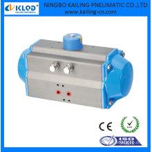 pneumatic valve actuator aluminum body double acting, KLAT-50D