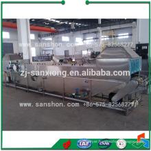 China Vegetable Blanching Sterilizing Equipment