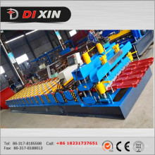 Colored Steel Tile Type and Roof Use Roof Panel Roll Forming Machine