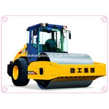 Fornecedor de rolo compactador monocilíndrico vibrador XCMG Xs262