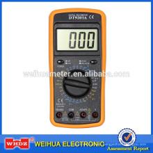 Multímetro digital de alta precisión CE DT9201 con zumbador Auto Power Off