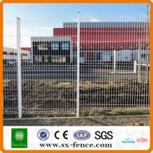 ISO9001 50 * 200mm geschweißter Dreieckszaun