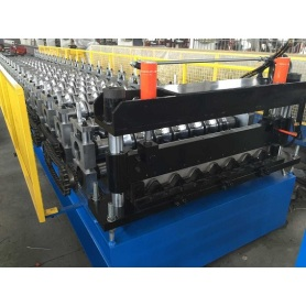 Deck Floor Metal Hydraulic Roll Forming Machine