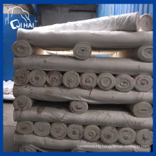 White Microfiber Suede Fabric Cloth Roll (QHAD39866)
