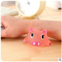 Cartoon Silicone Mouse Mat, Comfortable Wristbands Mousepad