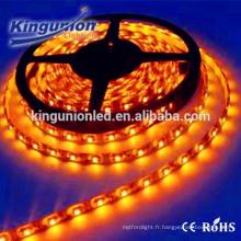 2015 ventes chaudes 5Mètre 12V 3528/5050 300Leds Flexible LED Strip usine de Shenzhen