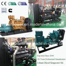 Gerador diesel da autorização do motor de 500kw CUMMINS