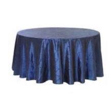 redonda toalha de mesa tafetá de pintuck / por atacado pintuck tafetá toalhas de mesa decoração de casamento