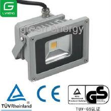 Luz de inundação 10W 20W do diodo emissor de luz do CE SA de TUV GS 50W 70W 100W 150W, IP65