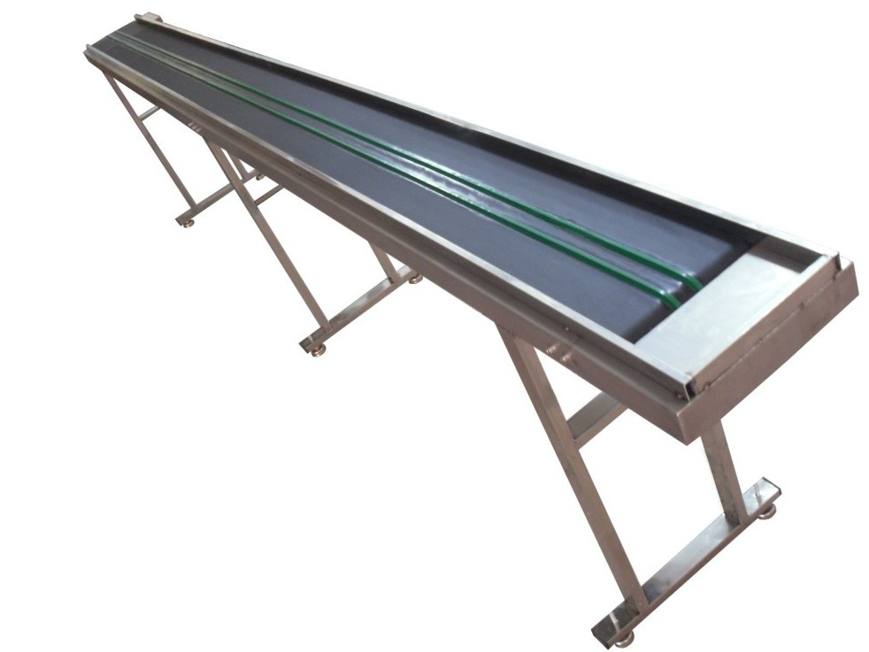 conveyor for eggs