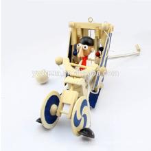 juguete de madera del juguete del vuelo del arte de madera al por mayor
