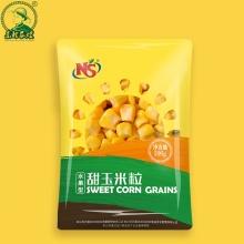 Grain de maïs sans OGM