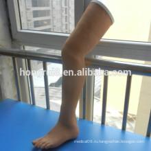 ISO Realistic Suturing Обучающая модель для ног, модели хирургических швов