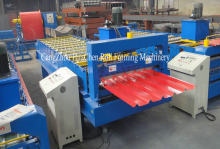 high speed metal roof liner roll forming machine