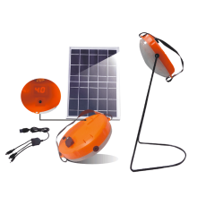 Solar USB LED Schüler Leselicht Lampe