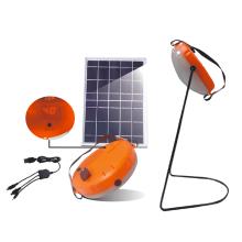 Lampe solaire de lecture d'étudiant d'USB LED solaire