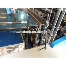 Computer control rolling T-shirt & flat bag making machine poly bag making machine