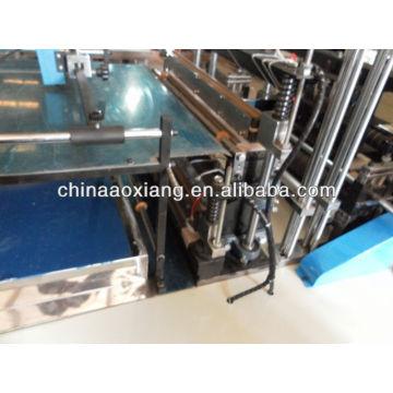 Computer control rolling T-shirt & flat bag making machine poly bag making machine