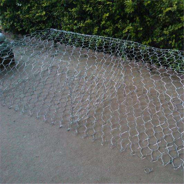 Gabion Cage Rock Filled