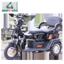 Tricycle électrique de vente chaude dans les scooters électriques