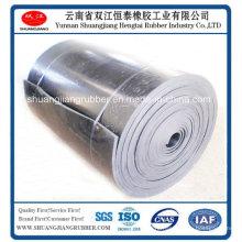 Производитель конвейерной ленты Стандартный резиновый лист ИСО
