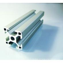 Perfil de alumínio de porta de janela de alumínio extrudado