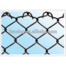 high quality playground PVC/PE coated Chain link fence