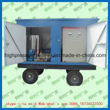 High Pressure Tube Cleaning Machine Water Pressure Industrial Cleaner