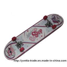 31 Zoll Skateboard mit preiswerten und heißen Verkäufen (YV-3108)