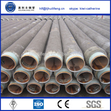 high quality ASTM A179 cement lining anticorrosion steel pipe