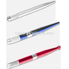 permanent makeup & professional manual tattoo pen,3D Eyebrow Embroidery handpiece