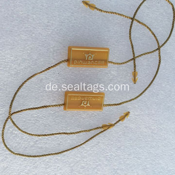 Lederanhänger Lock Luggage Seal Tags
