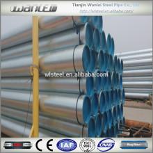 Tube en acier galvanisé de 300 mm de diamètre