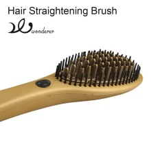 Hair Fashion Hair Straightening Brush