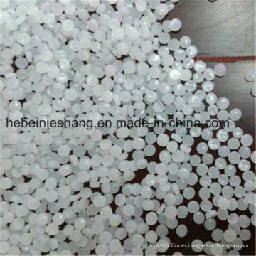 Grado de moldeo por inyección de gránulos de HDPE