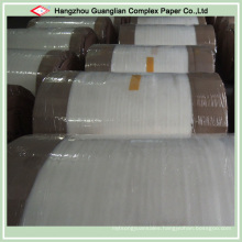 Uncoated Food Grade Glassine Paper Jumbo Rolls