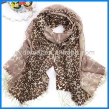 Зимний женский модный шерстяной шарф