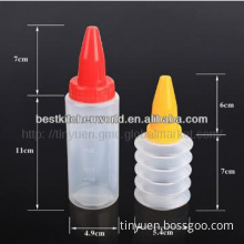 Icing Cake Decorating Tools Bottles with 8 pcs nozzles / CAKTE TOOLS