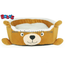 Новый дизайн плюшевых мультфильм медведь форму щенок собака кошка кровать Pet Bed Bosw1091 / 45X40X13cm