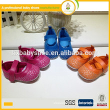 Hot style lovely star leather baby girl shoes soft sole dress shoes