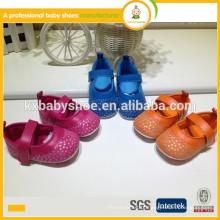Estilo quente, linda, couro, bebê, menina, sapatos, macio, único, vestido, sapatos