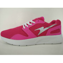 Розовая красная Mesh Light Повседневная обувь для Ladis