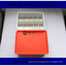 Plastic Injection Organizer Box with Lid Molding