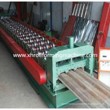 Plancher tablier métallique froid Roll Forming Machinery