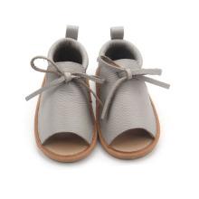 Groothandel Zomer Baby Boy Sandalen Leer Kinderen Footwears