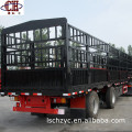 Hot Sale Curtain Side Semi Trailer  With