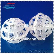 """RPP PVC CPVC PVDF 3"""" plastic cage balls"""