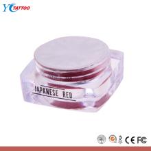 Maquillage de maquillage permanent encre cosmétique et pigment cosmétique