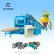 Machine de blocage de chaussée automatique hydraulique (QTY4-15)