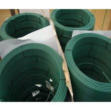 30m Coiled Grün Weiche PVC beschichtete Draht für Garten und Landwirtschaft